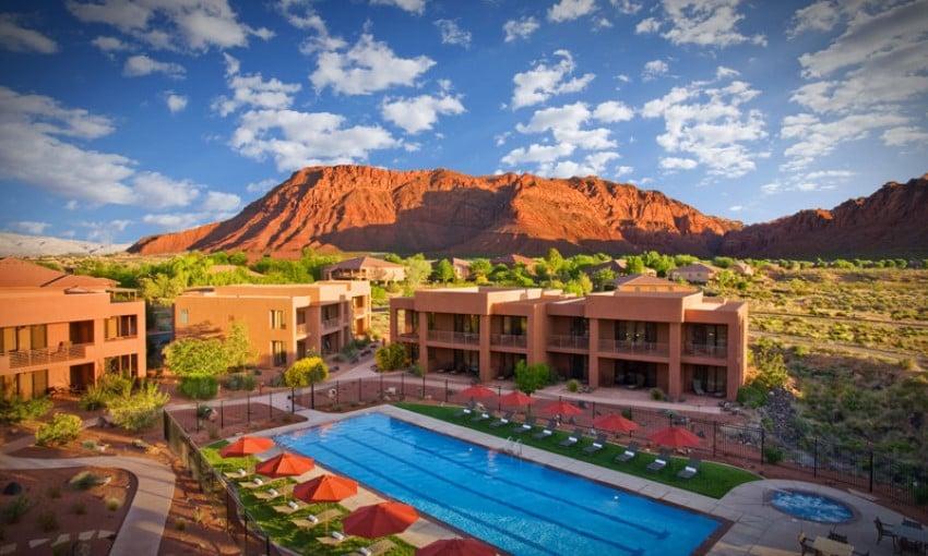 Dünya'nın En İyi 10 Spa Merkezi Red Mountain Resort - Ivins, Utah