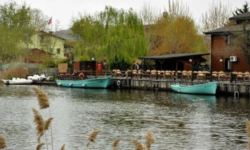 Ağva Rehberi Gizli Bahçe Restaurant