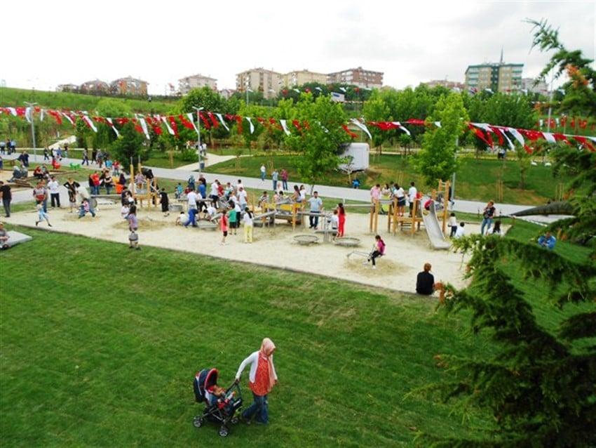bakırköy botanik park
