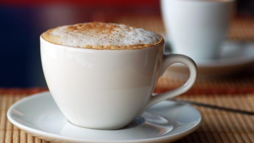 İçtiğin Kahveyi Söyle Sana Kim Olduğunu Söyleyelim Cappuccino