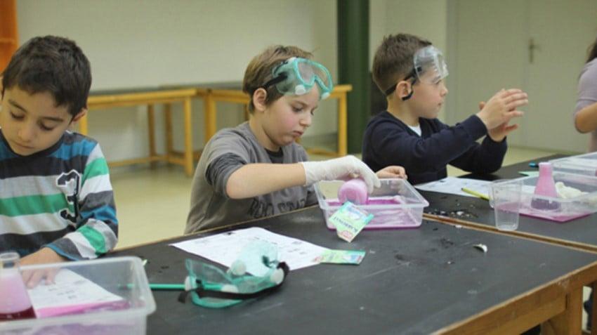 İstanbul'da Çocuklarınızla Gidebileceğiniz Müzeler İTÜ Bilim Merkezi