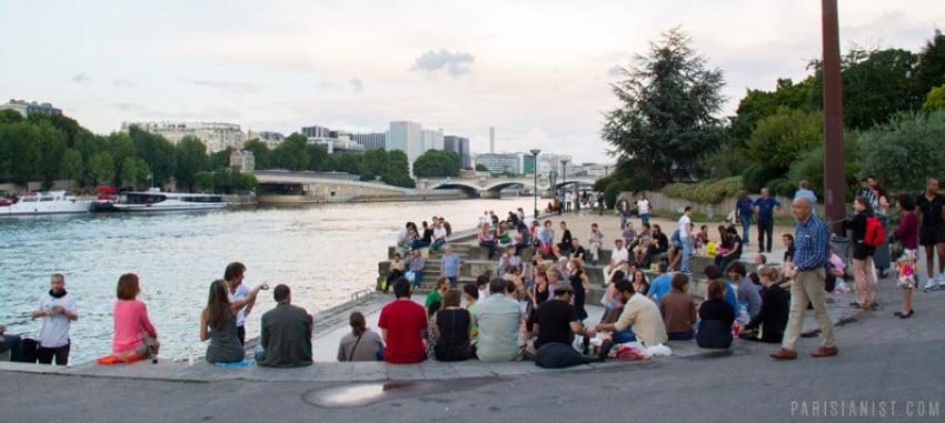 Aşk Şehri Paris'te Sevgilinizle Yapabileceğiniz Şeyler Seine Nehrinde Tango