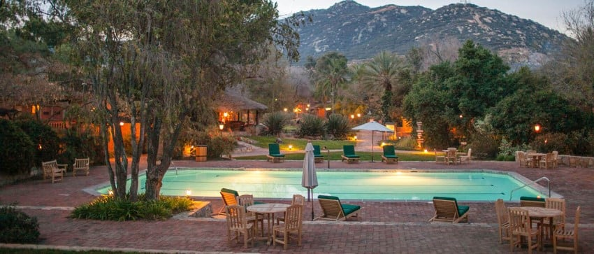 Dünya'nın En İyi 10 Spa Merkezi Rancho La Puerta - Tecate, Mexico
