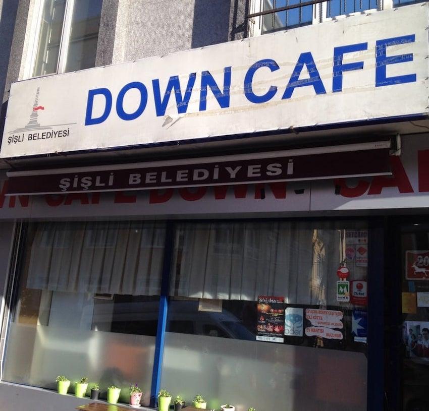Down Cafe Şişli