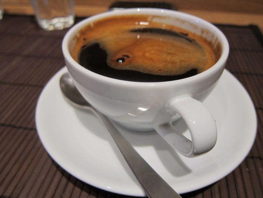 İçtiğin Kahveyi Söyle Sana Kim Olduğunu Söyleyelim Double Espresso