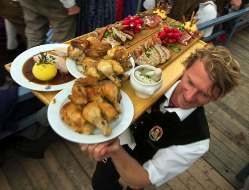 Oktoberfest Hakkında Bilmediklerimiz Oktoberfest Yemekleri