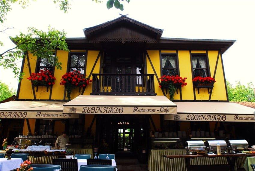 Polonezköy Rehberi Leonardo Restaurant