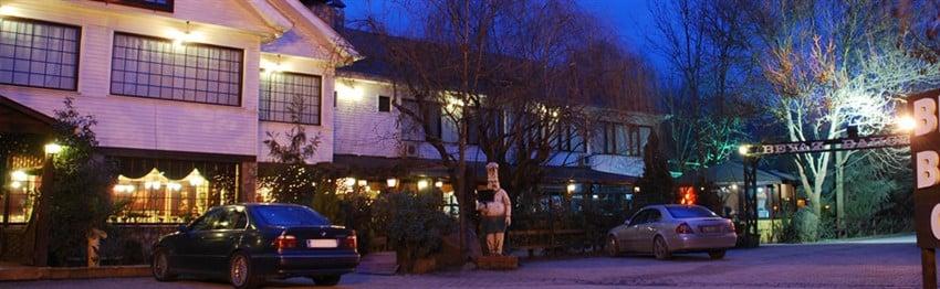 Polonezköy Rehberi Beyaz Bahçe Restaurant