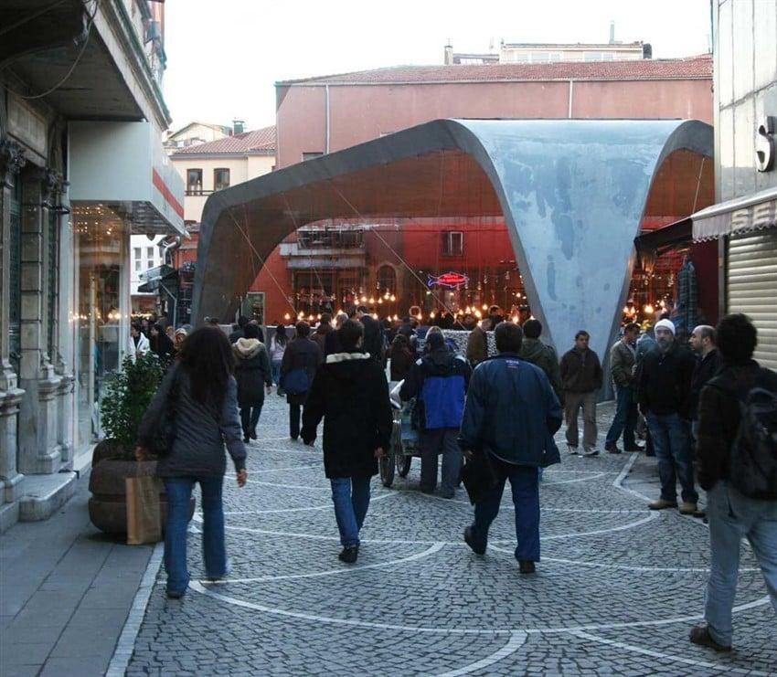 Beşiktaş Balık Pazarı