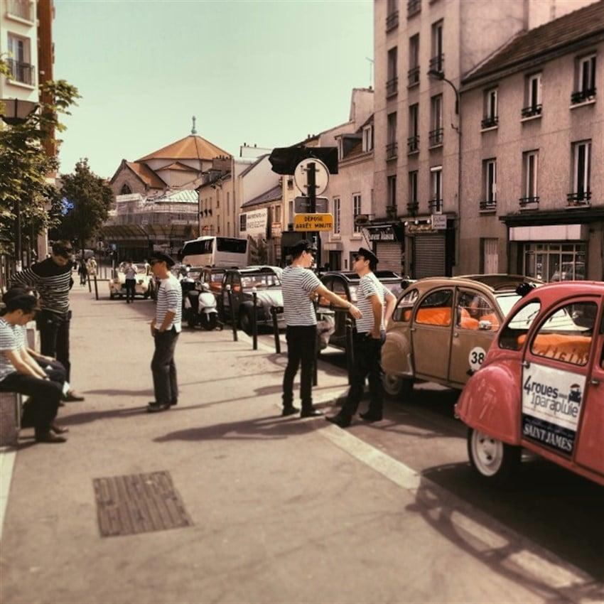 Aşk Şehri Paris'te Sevgilinizle Yapabileceğiniz Şeyler Nostaljik Citroen