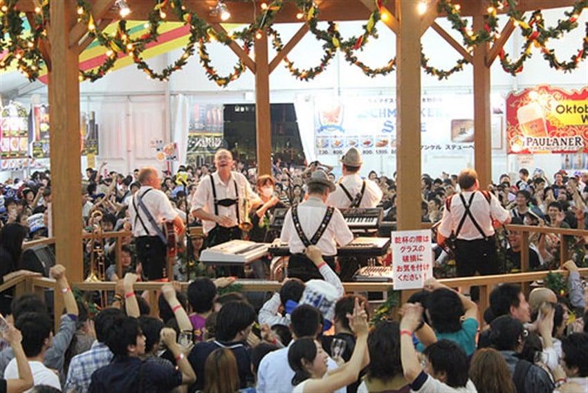 Oktoberfest Hakkında Bilmediklerimiz Oktoberfest Müzik