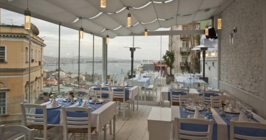 İstanbul'un En İyi Balık Restoranları Eleos Restaurant