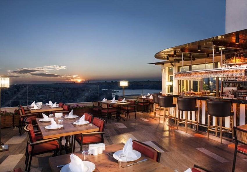 Hamdi Restaurant İstanbul