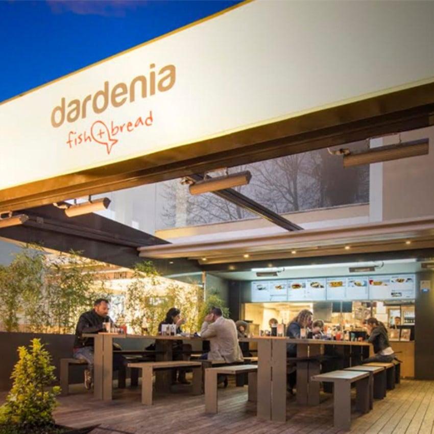 İstanbul'un En İyi Balık Restoranları Dardenia Fish & Sushi