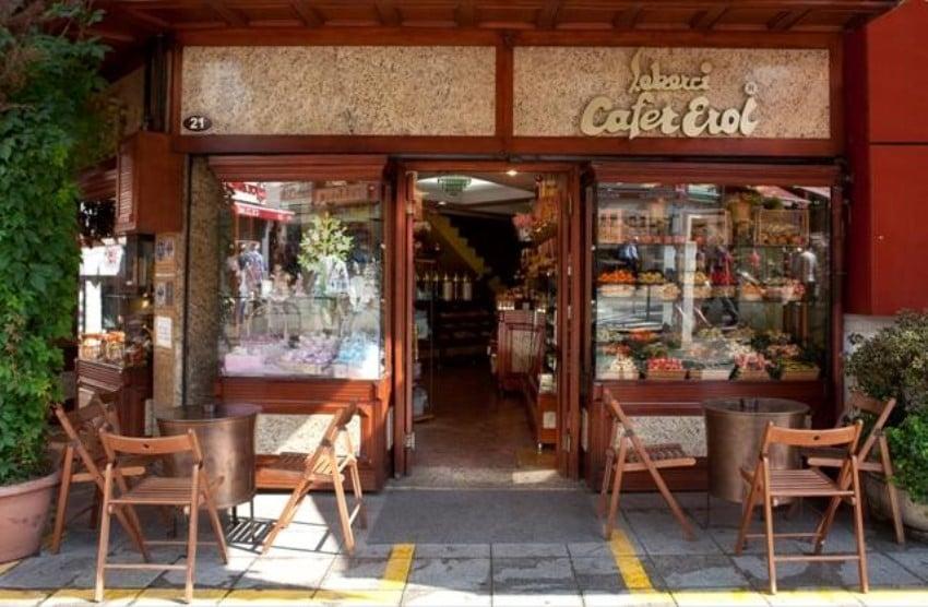 İstanbul'da En İyi Lokumcular Şekerci Cafer Erol