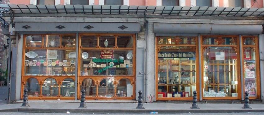 İstanbul'da En İyi Lokumcular Ali Muhiddin Hacı Bekir