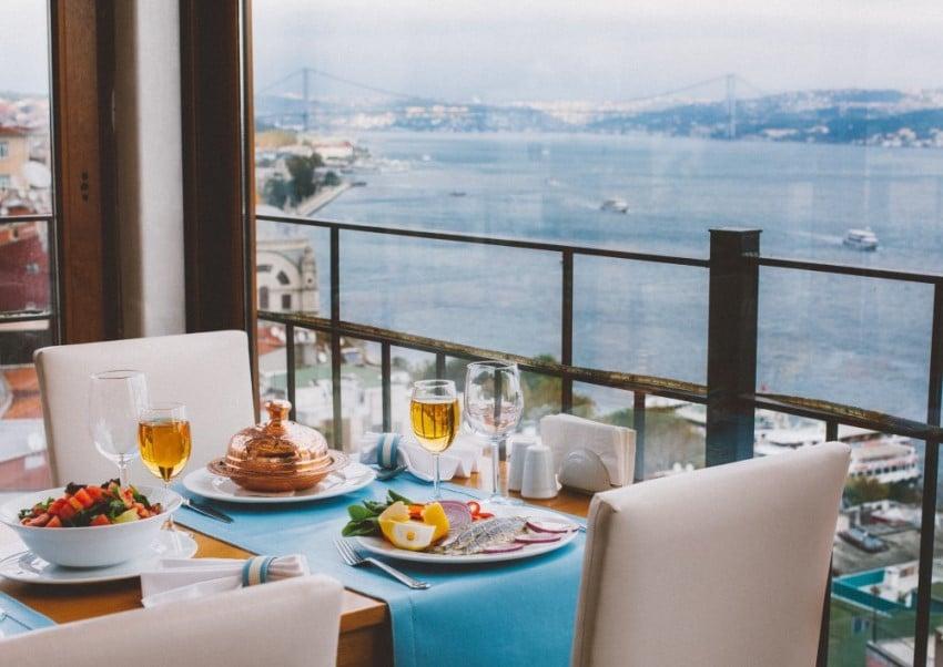 İstanbul'un En İyi Balık Restoranları Doğadan Balık Restaurant - Taksim