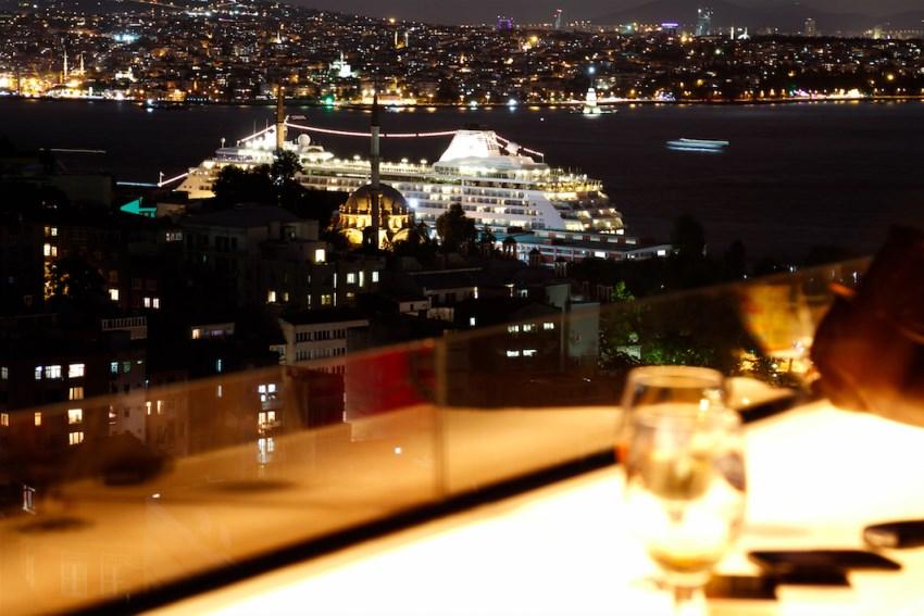 İstanbul'da En Romantik Mekanlar Leb-i Derya