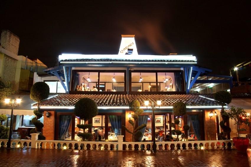 İstanbul'un En İyi Balık Restoranları Çapari Balık Restaurant