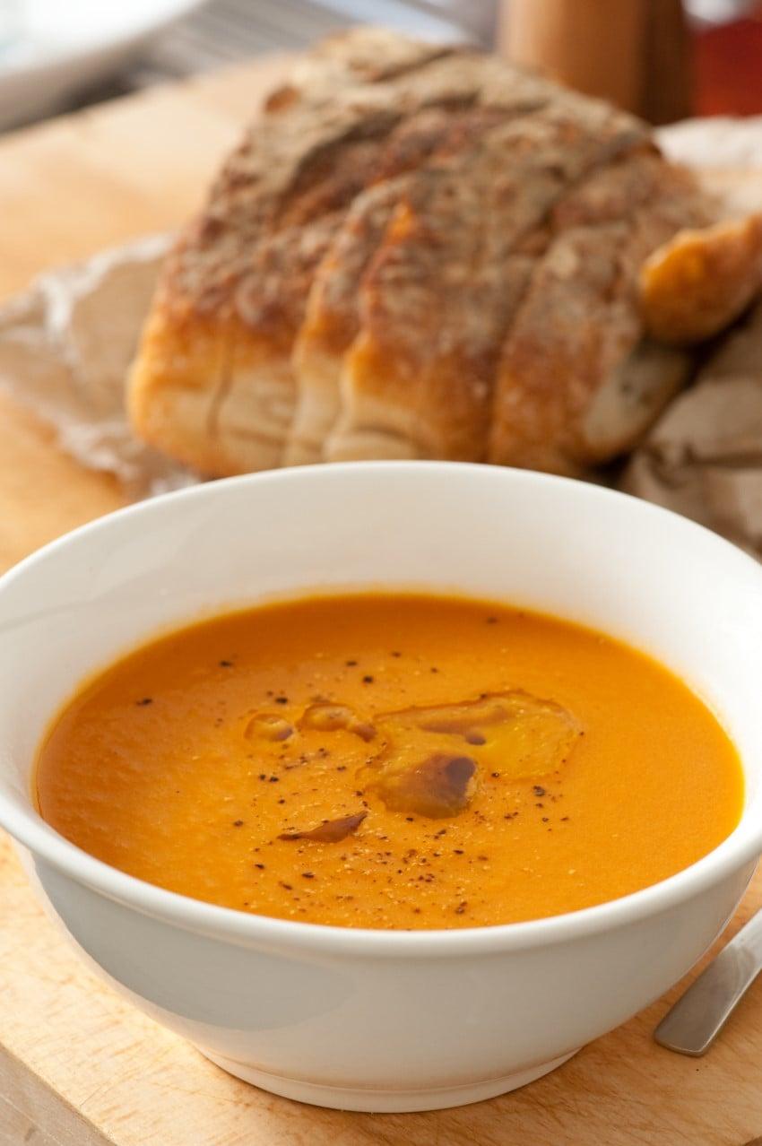 Ekmeğin Dostu Yiyecekler Çorba