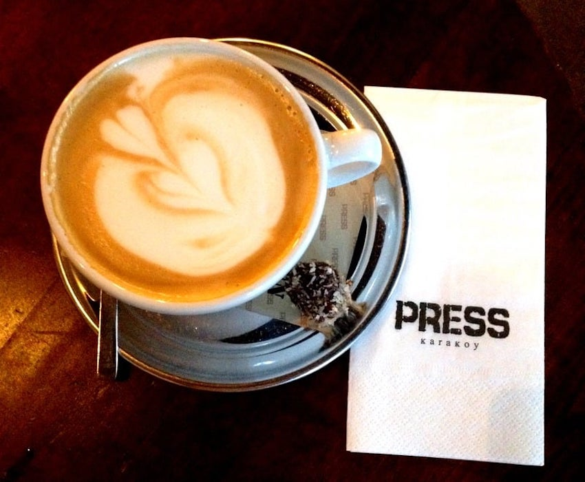 Press, Karaköy
