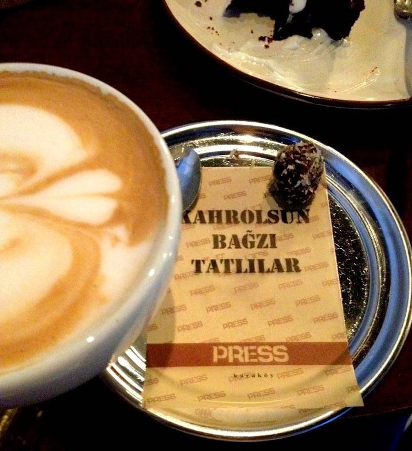 Press, Karaköy