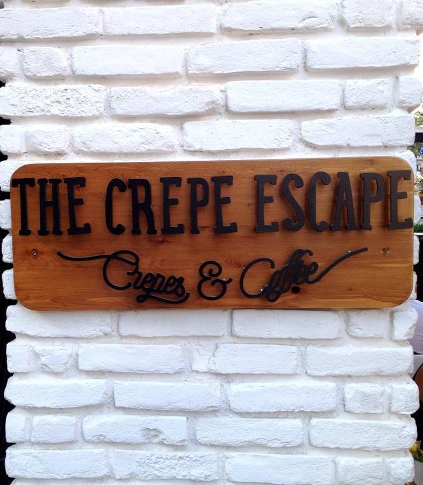 The Crepe Escape, Caddebostan