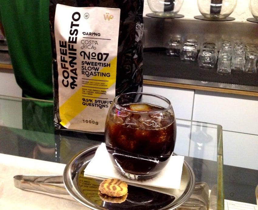 Coffee Manifesto, Kadıköy