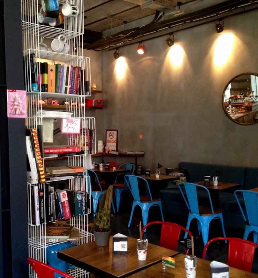 Mahalo Coffee Shop, Karaköy