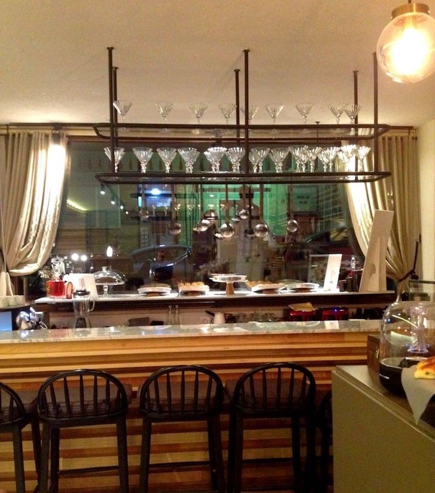Pare Baklava Bar, Nişantaşı