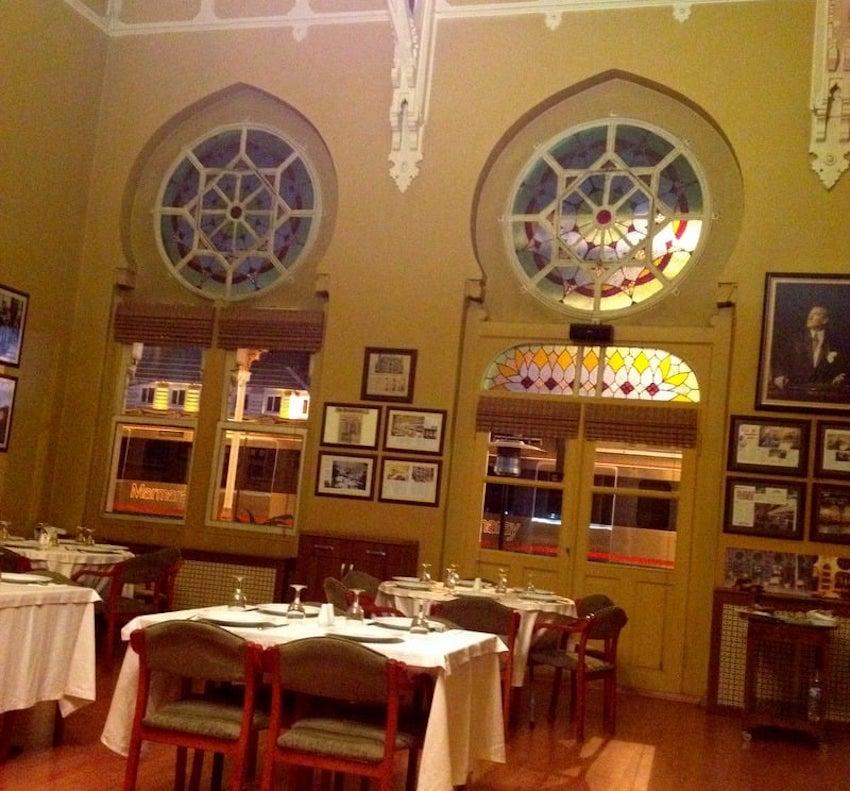 Orient Express Restaurant, Sirkeci