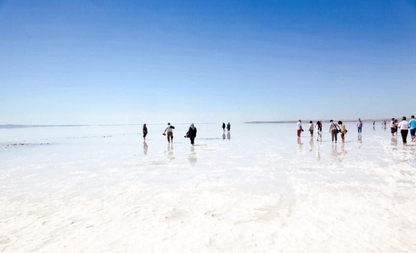 Farklı Tatil Rotaları Tuz Gölü