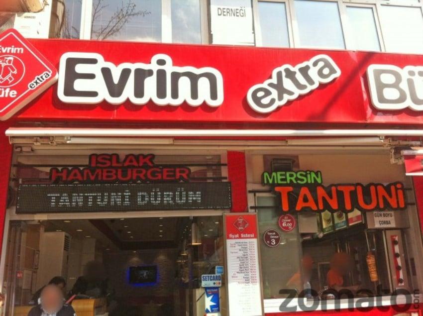 Evrim Extra Büfe