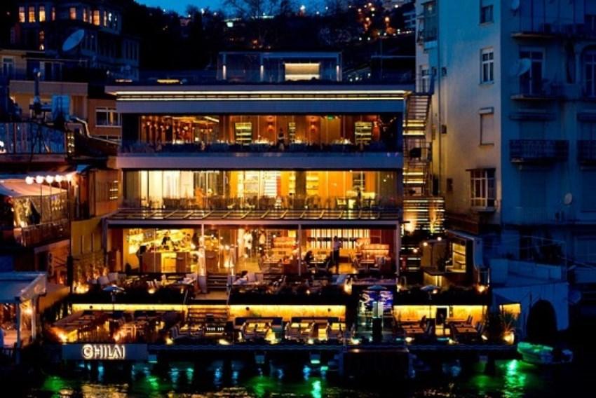 İstanbul'da En Romantik Mekanlar Chilai