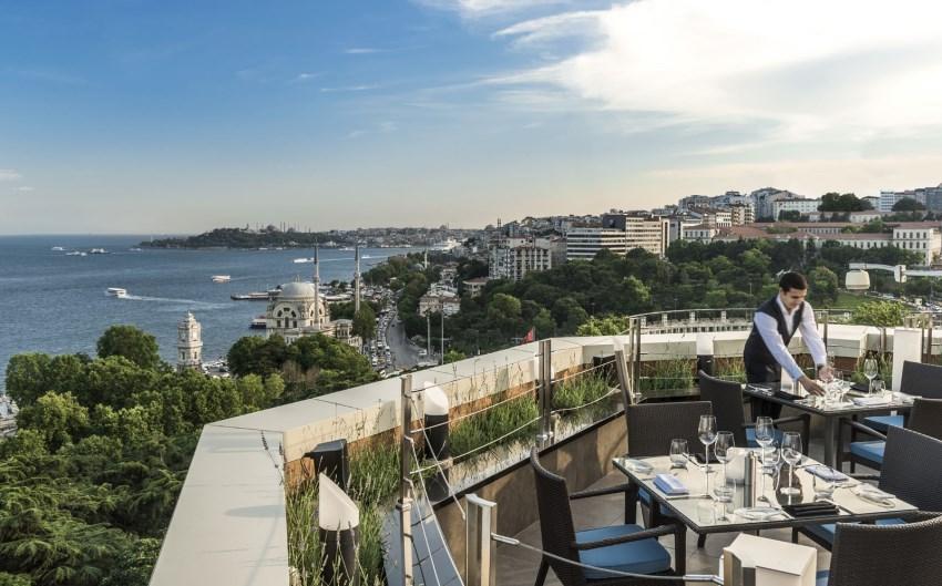 İstanbul'da En Romantik Mekanlar Gaja Roof