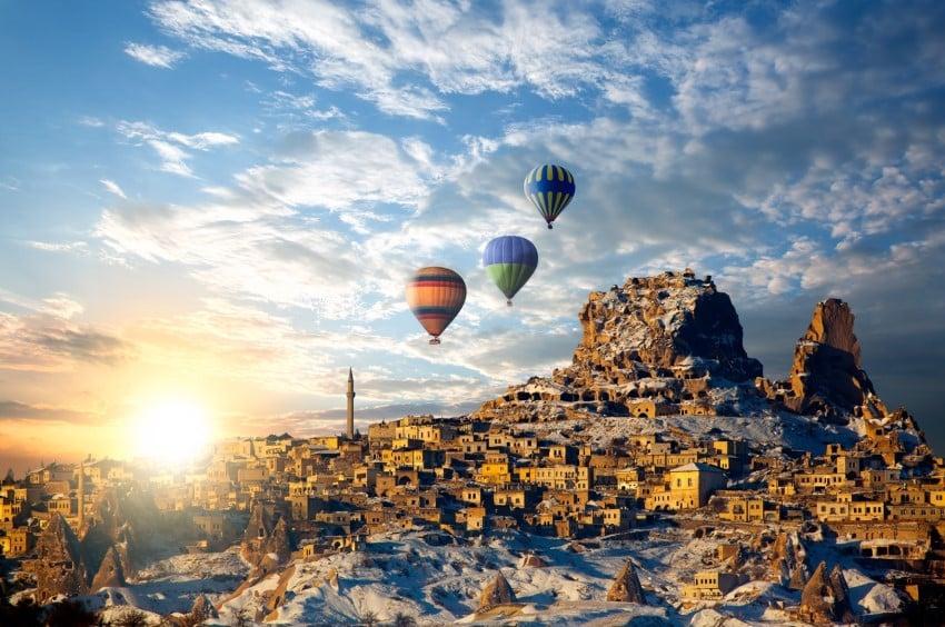 Farklı Tatil Rotaları Kapadokya