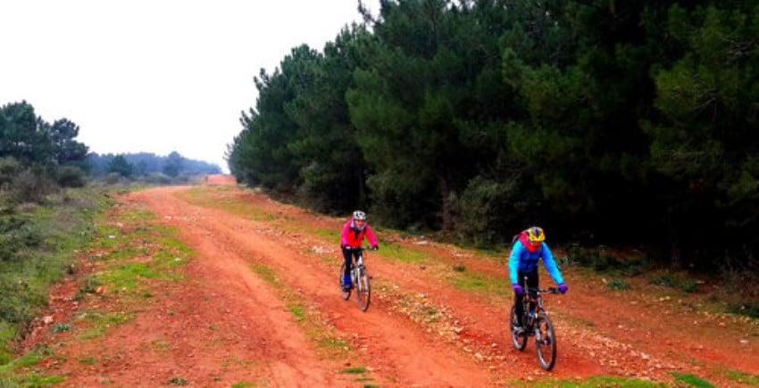 İstanbul'da Bisiklet Sürülebilecek Yerler Aydos Ormanı