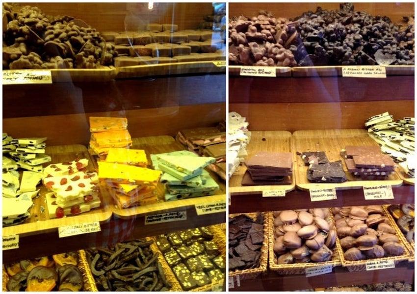 Çikolata Dükkanı, Moda