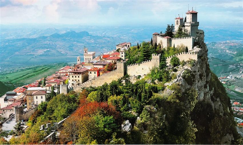 İtalya Hakkında Bilmeniz Gereken 22 Şey San Marino