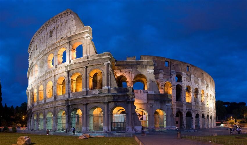 İtalya Hakkında Bilmeniz Gereken 22 Şey Roma Kolezyum