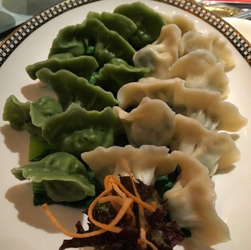 Shang Palace'da Çin Yeni Yılı Menüsü