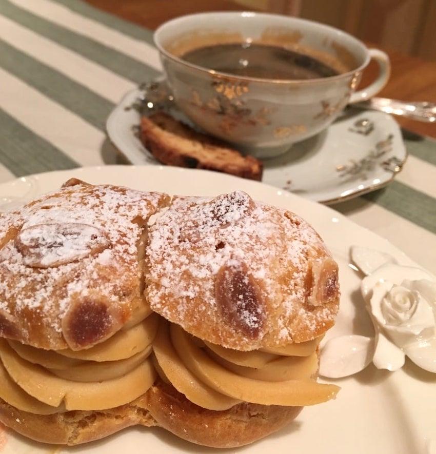 L'Ange Patisserie&Café, Sudaiye