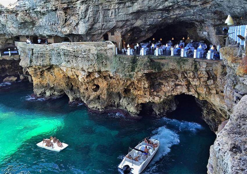 İtalya Hakkında Bilmeniz Gereken 22 Şey Mağara Restoran