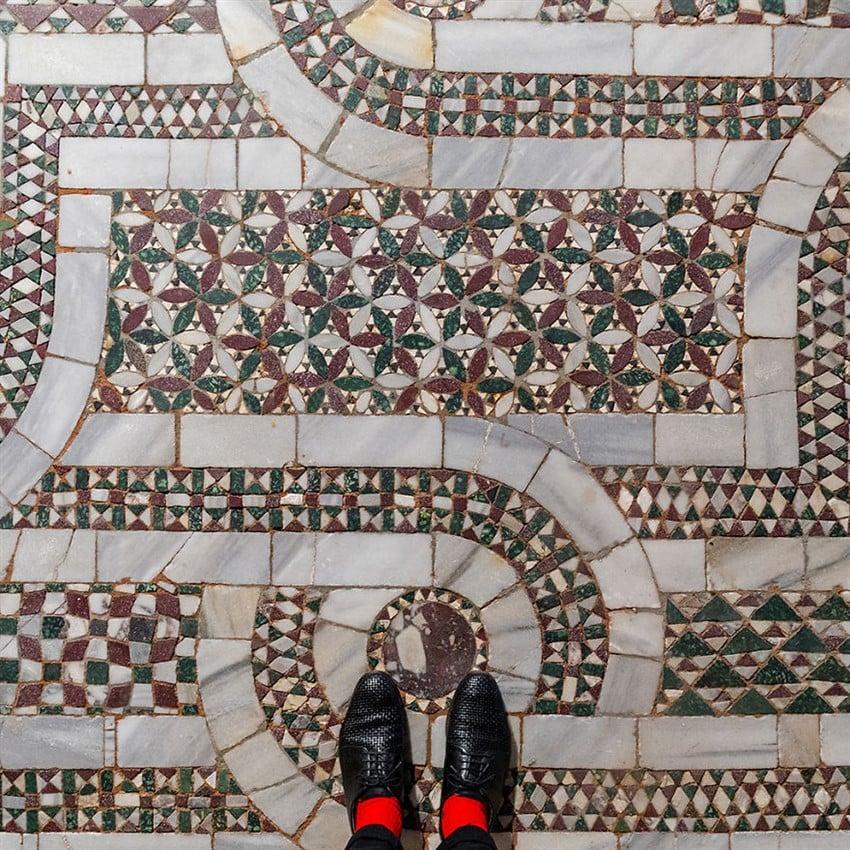 Venedik Kültürü: Rengarenk Karolar ile Sebastian Erras Ca Doro