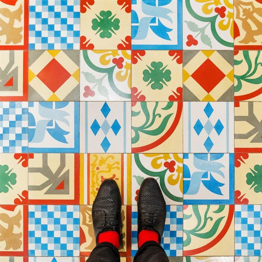 Venedik Kültürü: Rengarenk Karolar Sebastian Erras