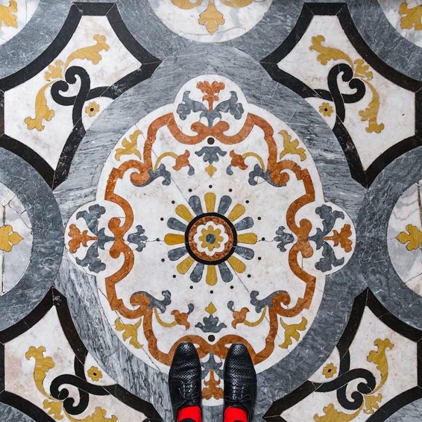 Venedik Kültürü: Rengarenk Karolar ile Sebastian Erras Pisani Moreta