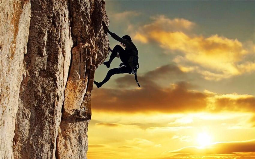 Gezginler Dünyayı Nasıl Görüyor? tırmanma