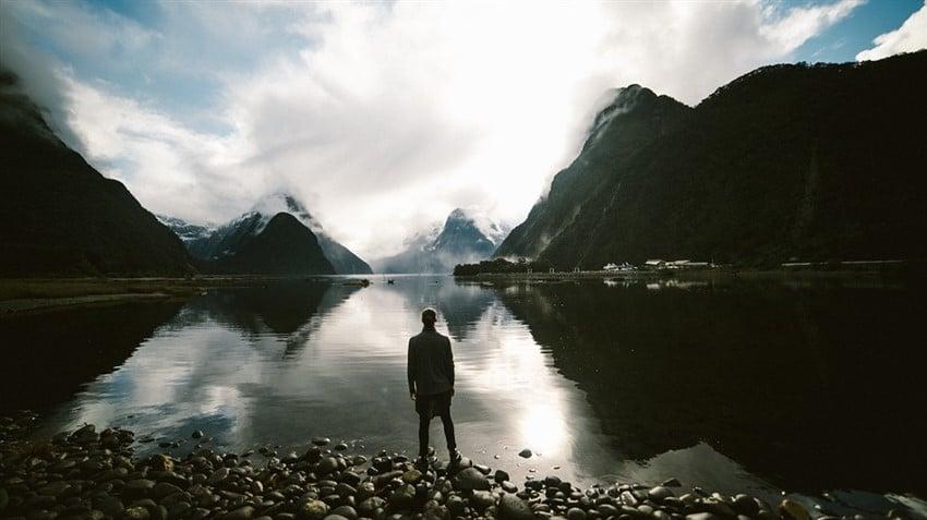 Gezginler Dünyayı Nasıl Görüyor? Göl seyahati