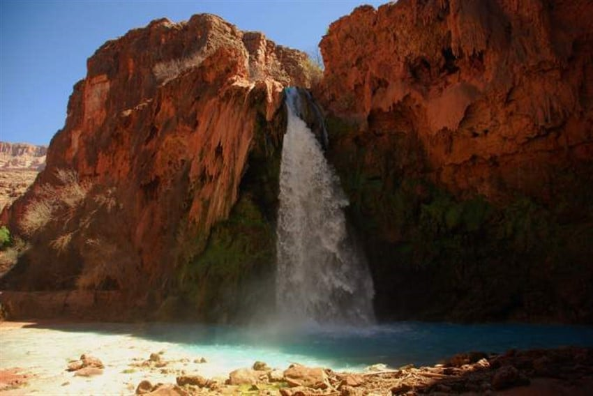 Havasu Falls Arizona, Amerika