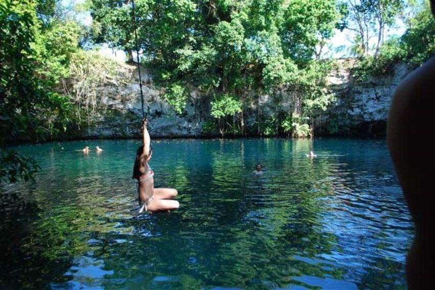 Dudu Blue Lagoon, Dominik Cumhuriyeti